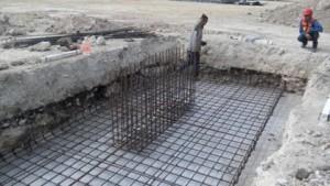 Fabricacion de Anclas para cimentaciones
