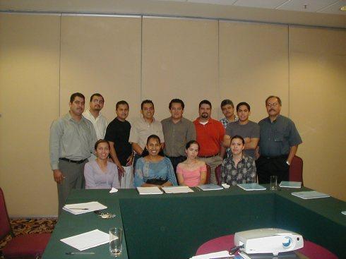 Curso de 8D solucion de problemas utilizando metodología de 8D cliente KSCentoco en Matamoros Tamaulipas